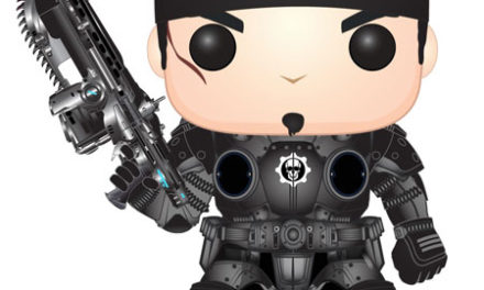 New Gears of War Pop! Vinyls to be released this Fall