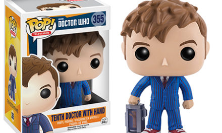New Series of Dr. Who Pop! Vinyls by Funko Coming Soon!