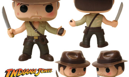 New Disney Parks Exclusive Indiana Jones Pop! Vinyl Coming Soon!