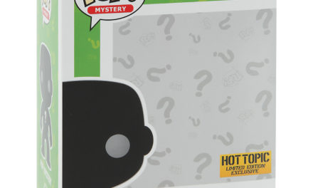 New Hot Topic Exclusive Mystery Vault Boy Pop! Vinyls Now Available Online
