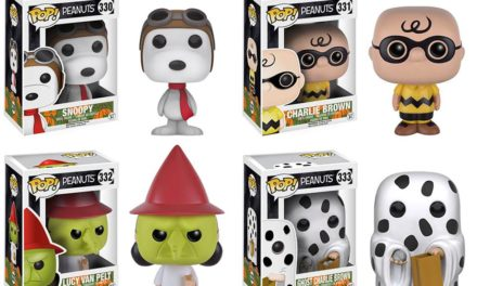 Previews of the New Walgreens Exclusive It's the Great Pumpkin, Charlie Brown Pop! Vinyls