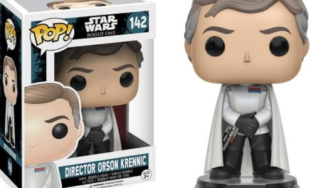 Official Photos of the new Star Wars: Rogue One Jyn Erso and Director Orson Krennic Pop! Vinyls Released