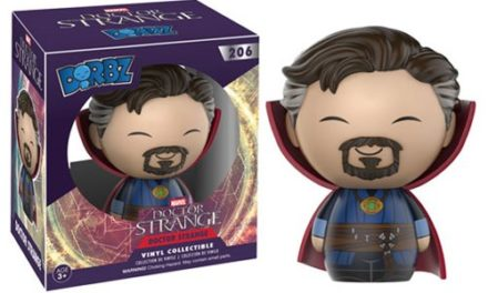 Previews of the new MCU Dr. Strange Pop! Vinyls, Dorbz and Pocket Pops