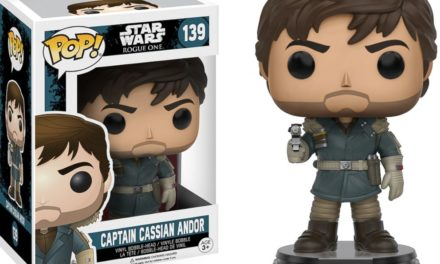 Two More Official Photos of the new Star Wars: Rogue One Pop! Vinyls Collection released!