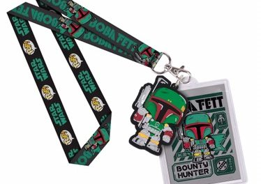 New Star Wars and Marvel Pop! Lanyards Coming soon!