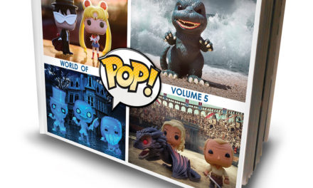 New Funko Pop! Vinyl World of Pop! Volume 5 Hardcover Book Coming Soon!