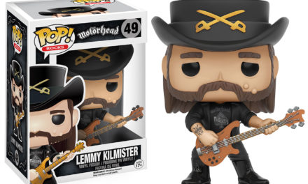 New Amy Winehouse & Lemmy Kilmister Pop! Vinyls Coming Soon!