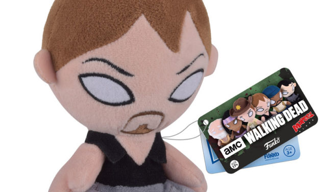 New The Walking Dead Mopeez Plush by Funko Coming Soon!