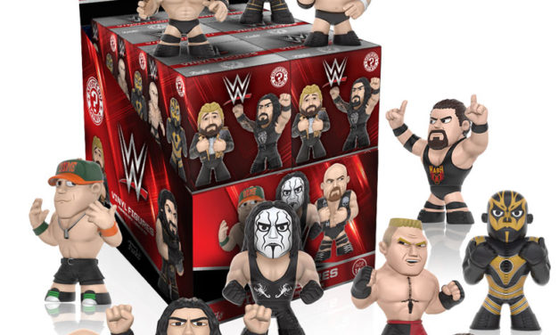 New WWE Mystery Minis Series 2 to be Released in September