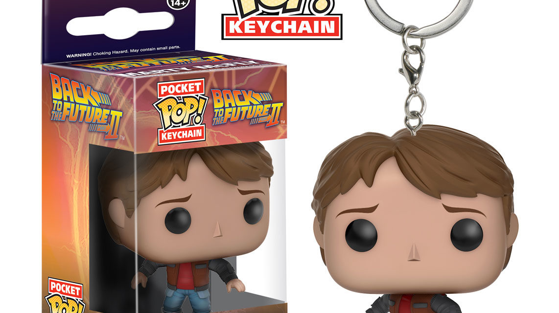 New Anime and Back to the Future Pocket Pops Coming Soon!