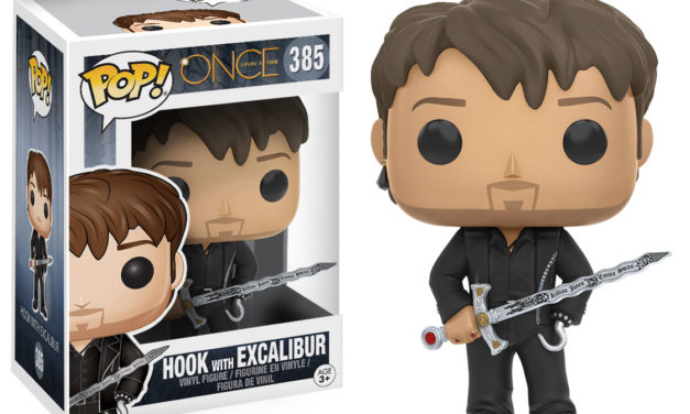 New Once Upon a Time Pop! Vinyls to be released this Fall