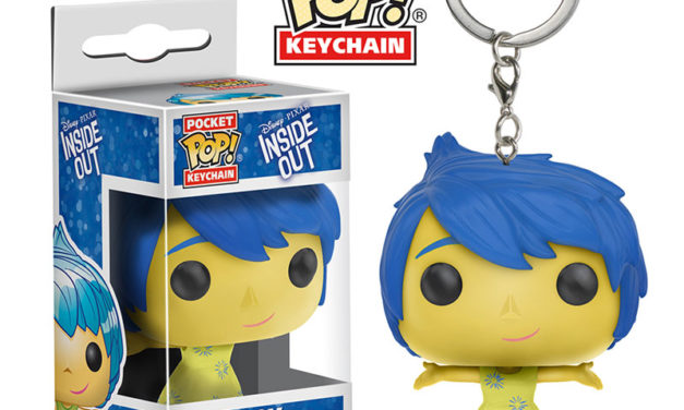 New Fairy Tail, Inside Out, Dragonball Z and Alien Pocket Pop! Keychains Coming Soon!