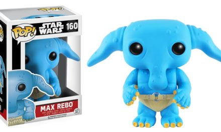 Speciality Series Max Rebo Pop! Vinyl and Pumpkin King Dorbz Coming Soon!