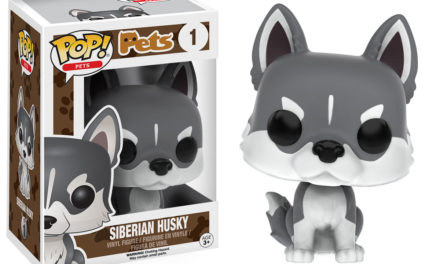 New Pop! Pets by Funko Coming Soon, Including a Target Exclusive Bullseye Pop! Vinyl