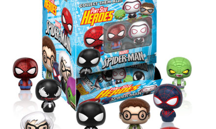 New Spider-Man Pint Size Heroes by Funko to be Released in October