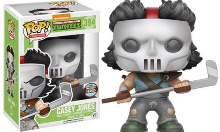 New Specialty Series Casey Jones Pop! Vinyl and Blackest Night Batman Dorbz Coming Soon!