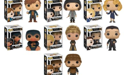 New Fantastic Beasts and Where to Find Them Pop! Vinyl Collection Coming this Fall
