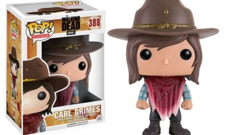 New The Walking Dead Pop! Vinyls to be released this Fall