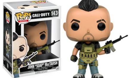 New Call of Duty Pop! Vinyls to be released this Fall