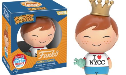 First round of NYCC Exclusives by Funko Released