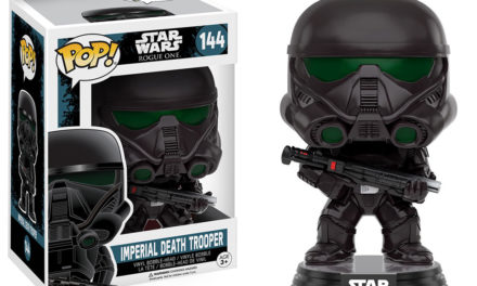 Official Previews of the new Star Wars: Rogue One Pop! Vinyl Collection and Exclusives Released