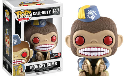 Previews of the upcoming Call of Duty Pop! Vinyl Exclusives coming to GamStop and Target