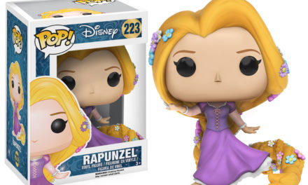 New Disney Princess Pop! Vinyls to be released this Fall