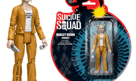 New Suicide Squad Action Figure by Funko Coming Soon!