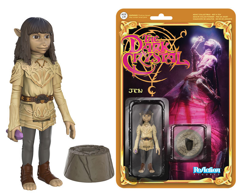Previews of the new Dark Crystal ReAction figures by Funko!
