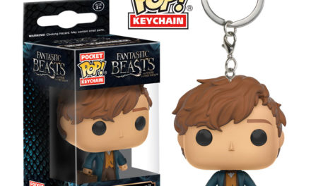 New Fantastic Beasts and Where to Find Them Pocket Pop! Keychains Coming Soon!