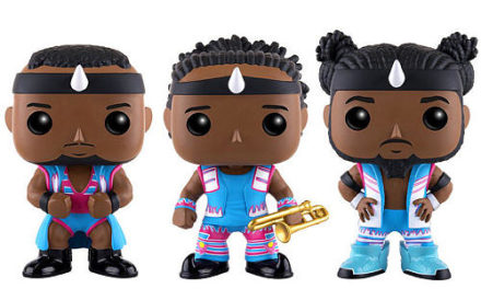 New TRU Exclusive WWE New Day Pop! Vinyl Set Now Available for Pre-order
