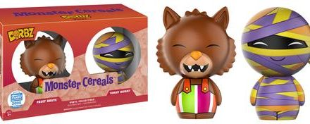 New Funko Shop Exclusive Fruit Brute and Yummy Mummy Dorbz Set Released