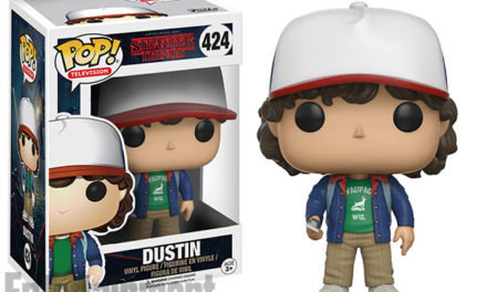Entertainment Weekly Reveals First Photos of the new Stranger Things Pop! Vinyls