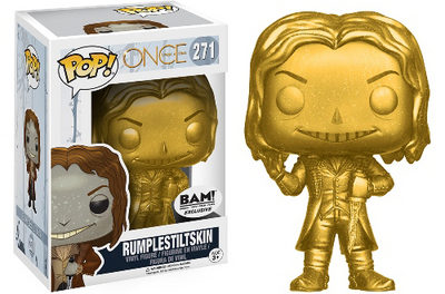 New Barnes & Noble Exclusive Once Upon A Time Golden Rumplestiltskin Now Available!