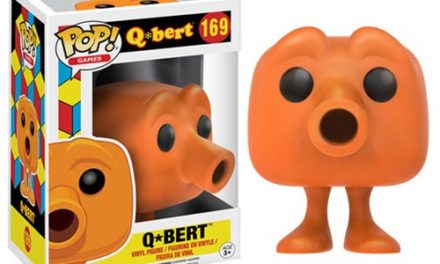 New Q*Bert Pop! Vinyl to be released in January
