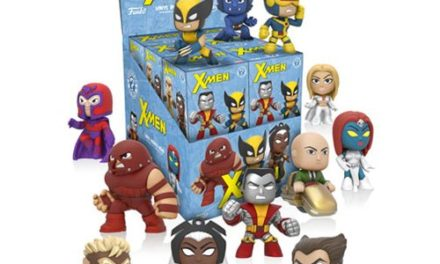 New X-Men Dorbz, Mystery Minis, Pop! Vinyls and Keychains Coming Soon!