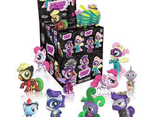 New Power Ponies Mystery Minis to be released in December!