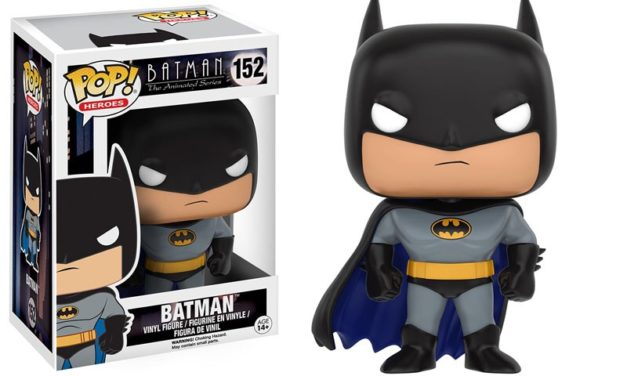 New Batman: The Animated Series Pop! Vinyls to be released in November