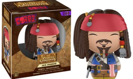 New Pirates of the Caribbean Dorbz Coming Soon!