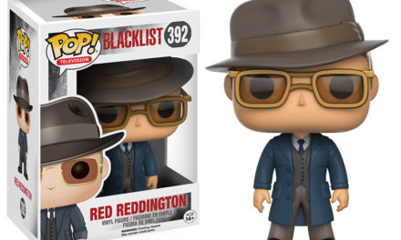 Blacklist Raymond Reddington and Elizabeth Keen Pops Coming Soon!