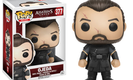 New Assassin's Creed Pop! Vinyls to be released this Fall!