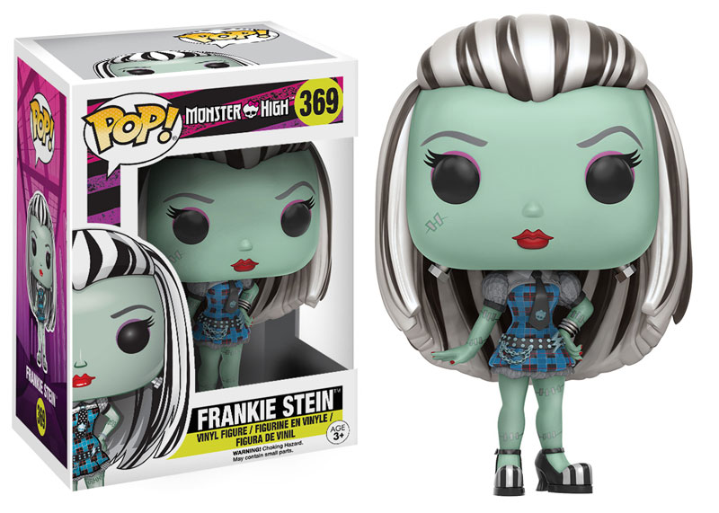 New Monsters High Pop! Vinyls and Rock Candy figures Coming Soon!
