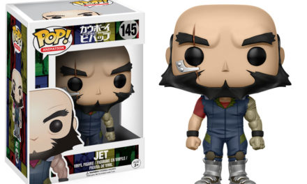 New Cowboy Bebop Pop! Vinyl Collection to be released in November