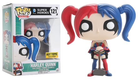 New Hot Topic Exclusive New 52 Harley Quinn Pop! Vinyl Now Available Online!