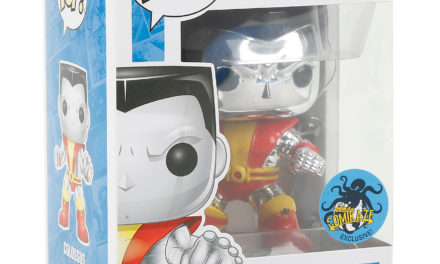Stan Lee's L.A. Comic Con Exclusive Colossus and GITD She-Hulk Pop! Vinyls Now Available Online!