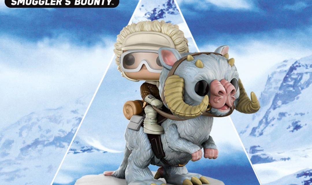 Funko's next Smuggler's Bounty Box will contain a Hoth Han with Tauntaun Pop! Deluxe!