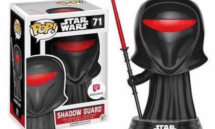 New Walgreens Exclusive Star Wars Shadow Guard Pop! Vinyl Now Available Online