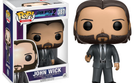 Previews of the new John Wick Chapter 2 Regular and Chase Pop! Vinyls!