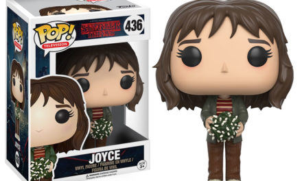 New Joyce Pop! Vinyl added to the Stranger Things Pop Collection