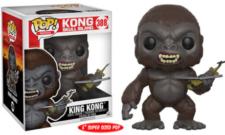 New Kong Skull Island 6″ Pop! Vinyl to be released in January!